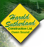 Harold Sutherland Construction Ltd.